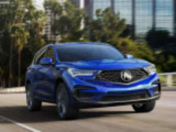 Photo de la carrosserie Acura RDX 2018-2019