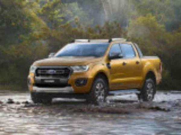 Photos Ford Ranger restyling