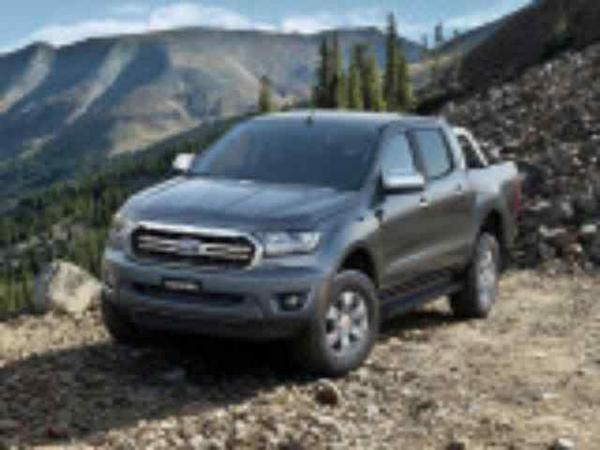 Photo du nouveau Ford Ranger 2018-2019
