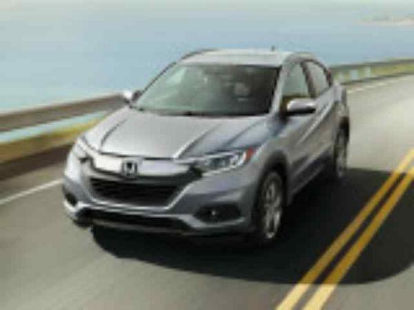 Photo du nouveau design Honda HR-V 2018-2019