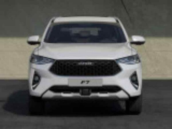 Photo de Haval F7 vue de face
