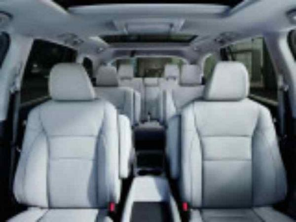 Salon Honda Pilot restyling