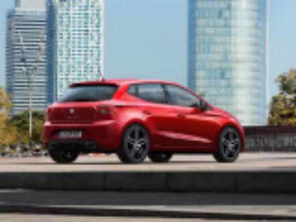 Seat Ibiza version photo FR