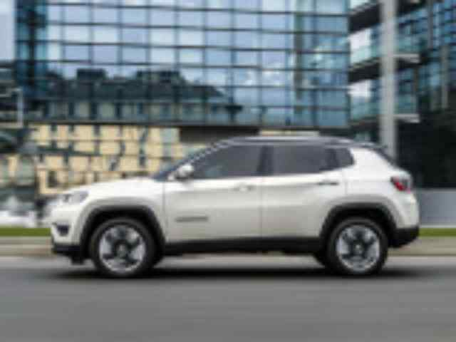 Photo Jeep Compass Limited profil