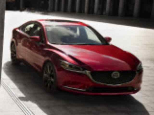 Photo Mazda restyling 2018-2019 année
