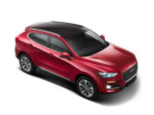Carrosserie Haval F5 photo